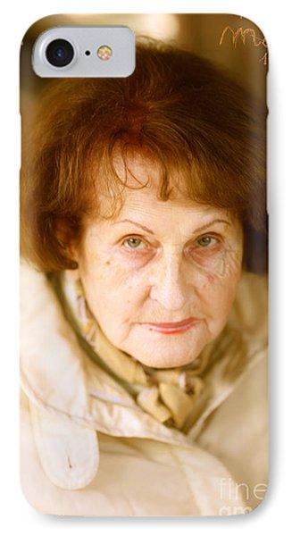 Mother My Darling - Mother My Dear . Phone Case by  Andrzej Goszcz