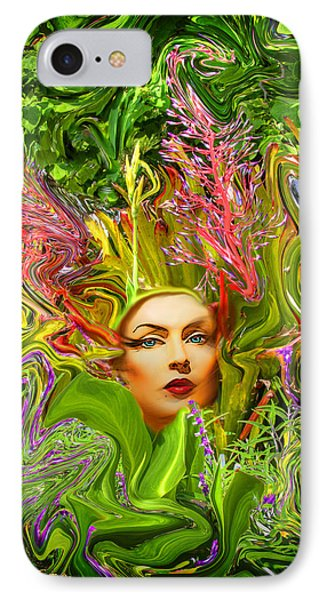 Mother Nature Phone Case by Chuck Staley