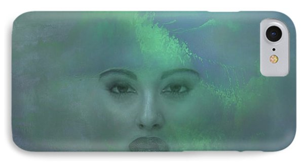 Mother Nature IPhone Case by Louis Ferreira