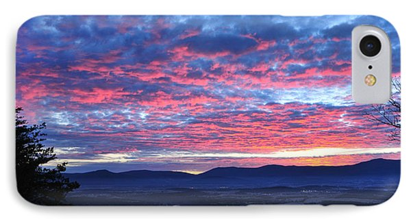 IPhone Case featuring the photograph Mother Nature's Paint Brush by Lara Ellis