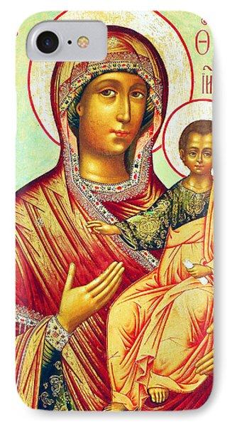 Mother Of Jesus Phone Case by Munir Alawi