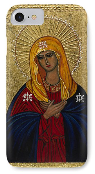 Mother Of Mercy I IPhone Case by Ilse Wefers