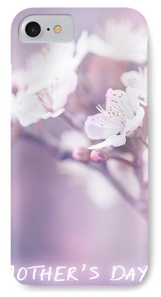 Mother's Day Greeting Card IPhone Case
