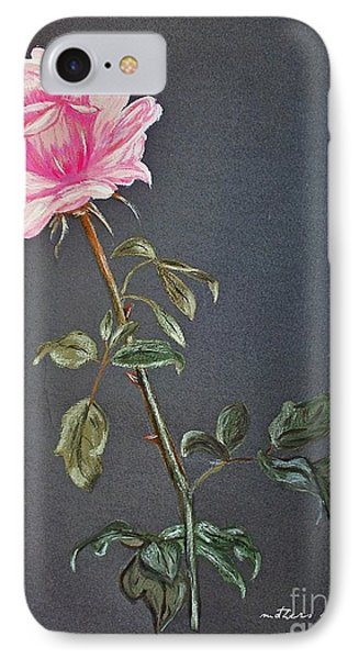 Mothers Rose IPhone Case