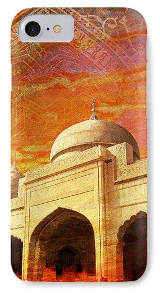 Moti Masjid Phone Case by Catf