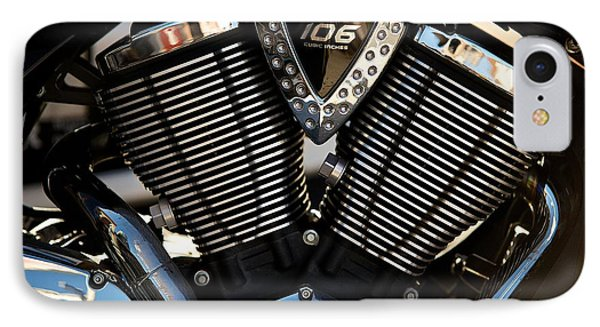 Motorcycle Engine IPhone Case