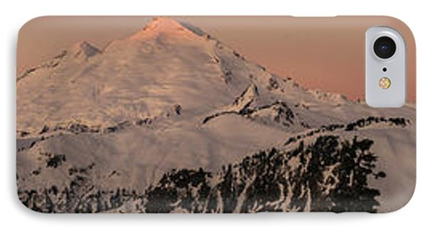 Mount Baker Majestic IPhone Case
