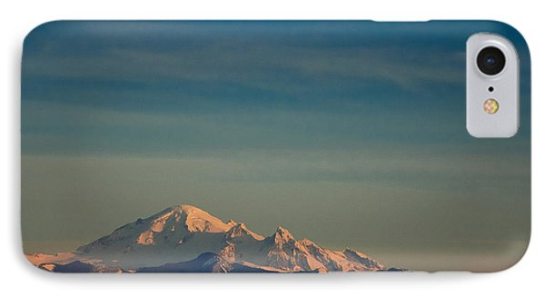 Mount Baker Sunset IPhone Case