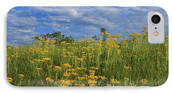 IPhone Case featuring the photograph Mount Cheaha Goldenrod-alabama by Mountains to the Sea Photo