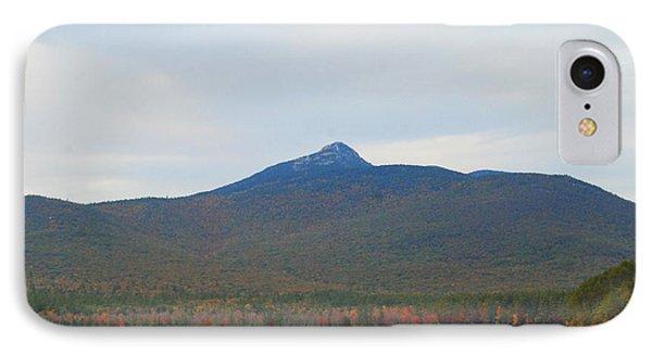 Mount Chocorua IPhone Case by Eunice Miller