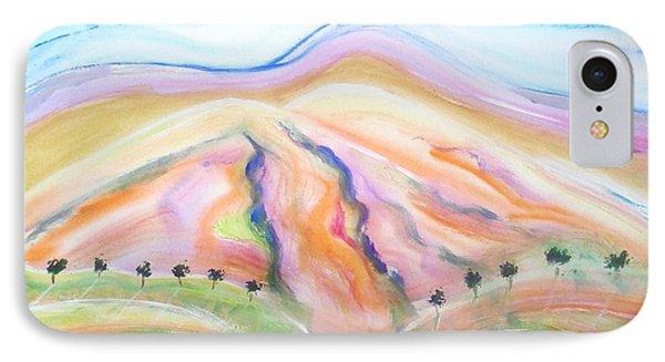 Mount Diablo IPhone Case by Carol Duarte