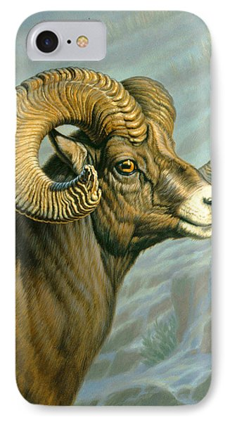 Mount Everts Ram Phone Case by Paul Krapf