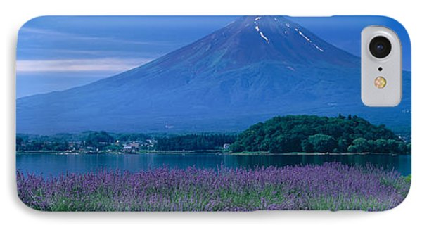 Mount Fuji Japan IPhone Case by Panoramic Images