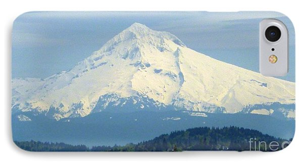 Mount Hood  Phone Case by Susan Garren