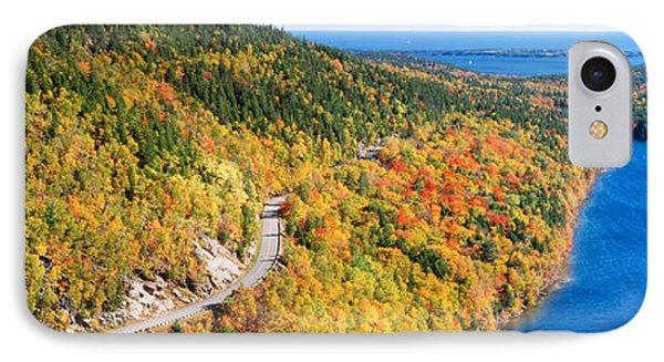 Mount Jordan Pond, Acadia National IPhone Case