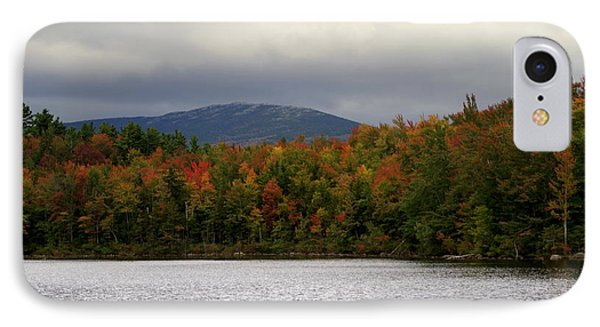 Mount Monadnock Fall 2013 View 1 IPhone Case by Lois Lepisto