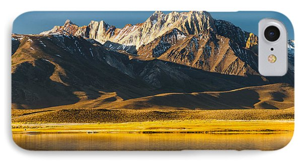 Mount Morrison At Sunrise IPhone Case