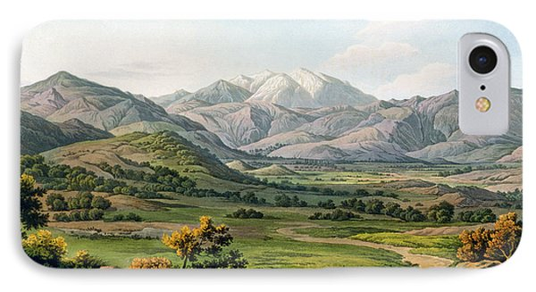 Mount Olympus IPhone Case by Edward Dodwell