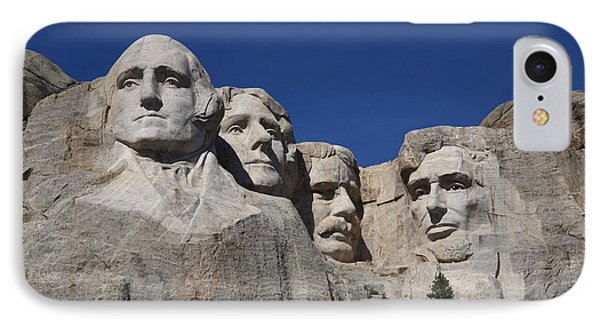 Mount Rushmore Phone Case by Frank Romeo