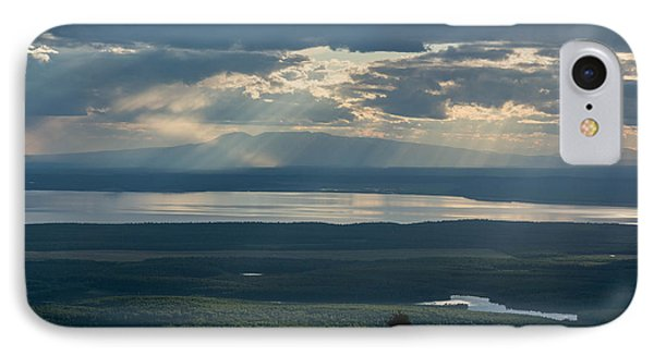 Mount Susitna IPhone Case