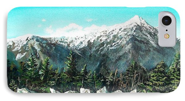Mount Washington IPhone Case by Shana Rowe Jackson