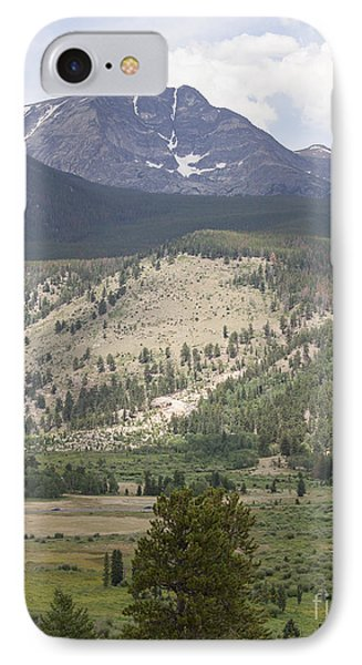 Mount Ypsilon Phone Case by Kay Pickens