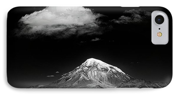Mountain And Cloud IPhone Case