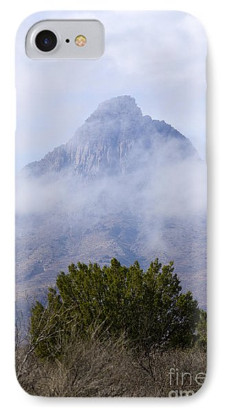 Mountain Cloaked IPhone Case by Alycia Christine