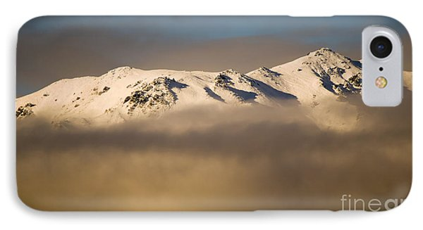 Mountain Cloud Phone Case by Tim Hester