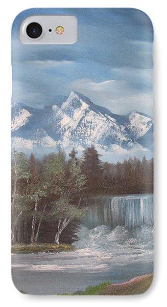 Mountain Dreams IPhone Case
