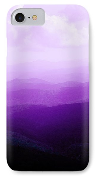 Mountain Dreams IPhone Case by Kim Fearheiley