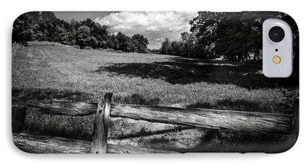 Mountain Field Phone Case by Bob Orsillo