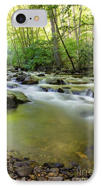 Mountain Flow IPhone Case by Laurinda Bowling