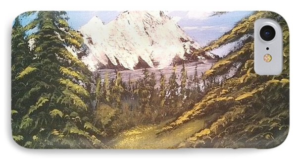 Mountain Forest Phone Case by Nicolo Filippazzo