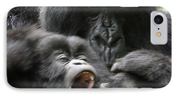 Mountain Gorilla Adf2 IPhone Case