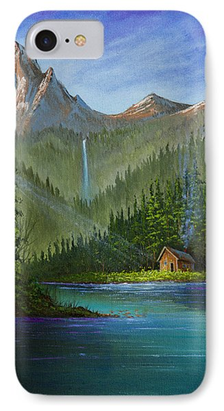 Mountain Haven Phone Case by C Steele