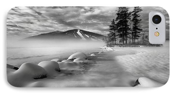 Mountain In The Mist IPhone Case