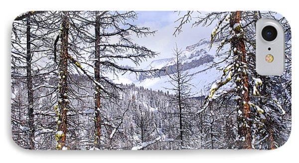 Mountain Landscape Phone Case by Elena Elisseeva