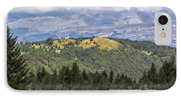 Mountain Landscape. Italy IPhone Case