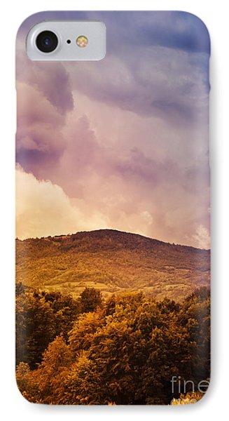 Mountain Landscape Phone Case by Jelena Jovanovic