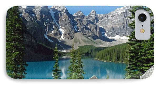 IPhone Case featuring the photograph Mountain Magic by Alan Socolik