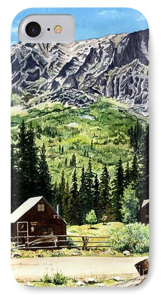 Mountain Majesty IPhone Case by Barbara Jewell