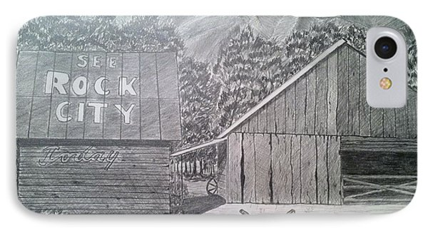Mountain Memories Phone Case by Tony Clark