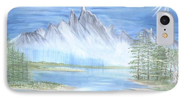 Mountain Mist 2 IPhone Case