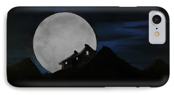 Mountain Monastery IPhone Case