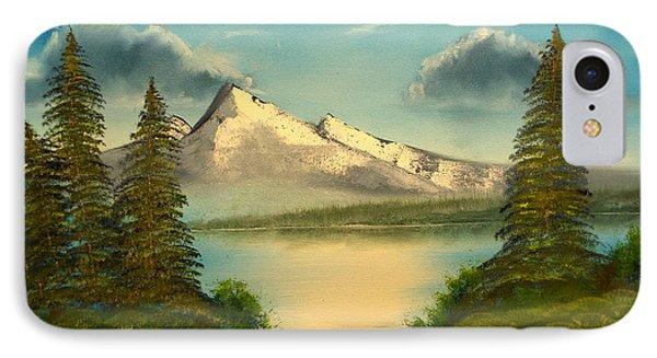 Mountain Pond Phone Case by Joyce Krenson