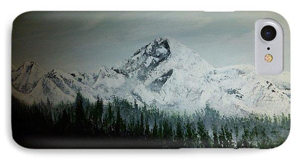 Mountain Range Phone Case by Pheonix Creations