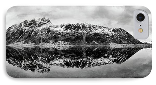 Mountain Reflection Phone Case by Dave Bowman