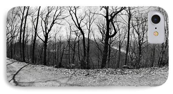 Mountain Road Phone Case by Susan Leggett