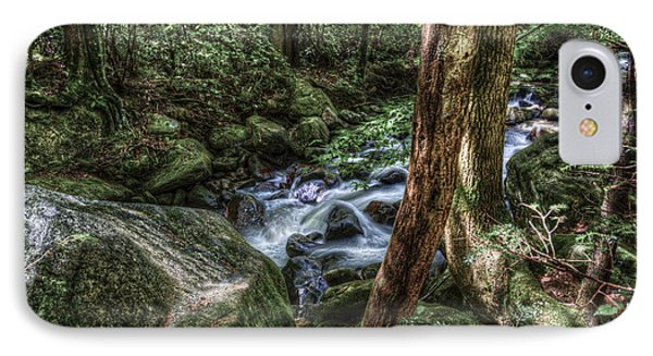 Mountain Streaming IPhone Case